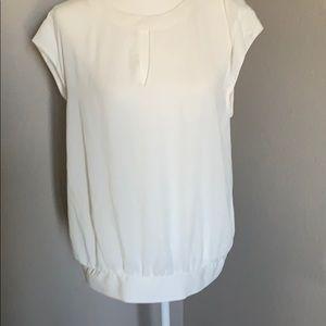 Women's cap sleeve top